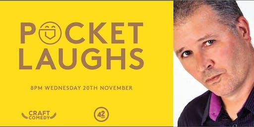 Pocket Laughs - November Edition