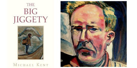 An afternoon of Culture and Art with Writer and Painter Michael G. Kent billets