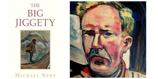 An afternoon of Culture and Art with Writer and Painter Michael G. Kent
