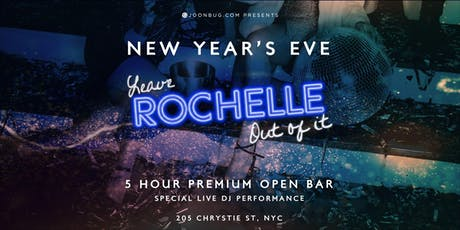 Rochelle's New Years Eve 2020 Party tickets