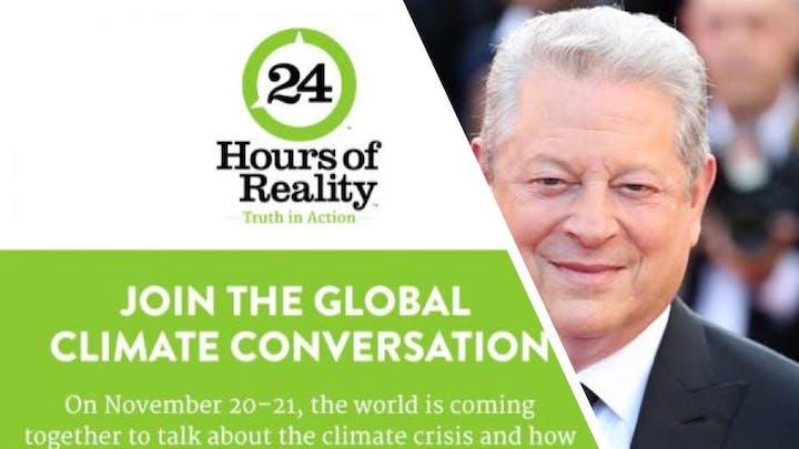 Atelier la Fresque du Climat avec le Climate Reality Project d'Al Gore @ Makesense