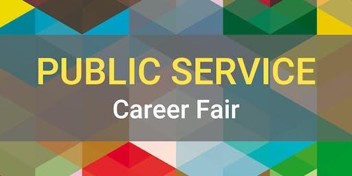 Public Service Job Fair