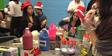 'Tis the Season Toy Making Family Workshop tickets