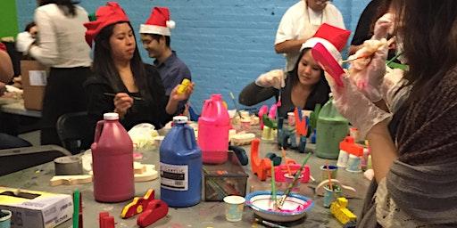 'Tis the Season Toy Making Family Workshop