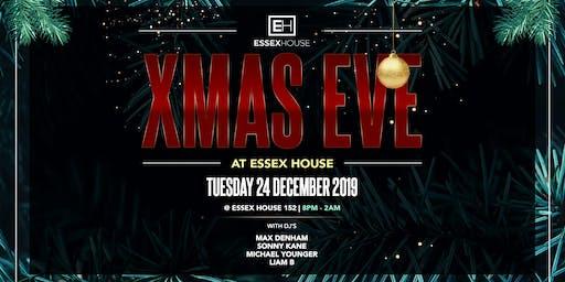 X-Mas Eve @ Essex House