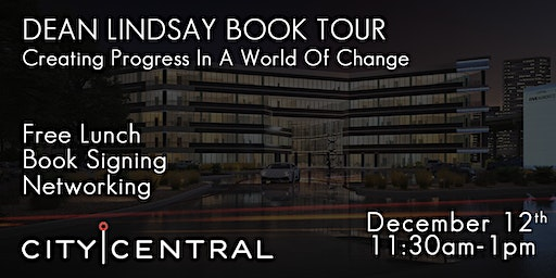 Book Tour w/ Dean Lindsay: Creating Progress in a World of Change E Plano