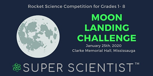 Super Scientist's  Moon Landing Challenge