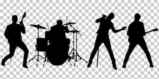 LIVE MUSIC - LU Music Circus (Open Band Jam)