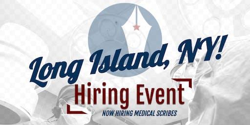 ScribeAmerica Hosts: Hiring Event In Long Island, NY!