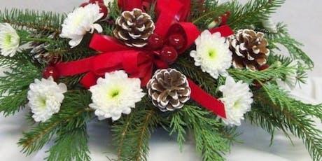 Christmas Centerpiece Alzheimer's Fundraiser tickets