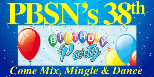 Forsgate CC ~ PBSN's 38th Birthday Party Dance and Social with East Coast Swing Lesson ~ Singles & Couples  191130 Lmod