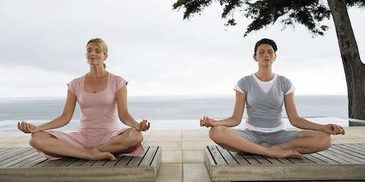 Gentle Kundalini Yoga - Thursday