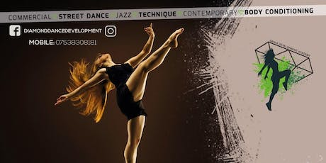 Diamond Dance Development Academy Grand Opening Free Taster Day tickets