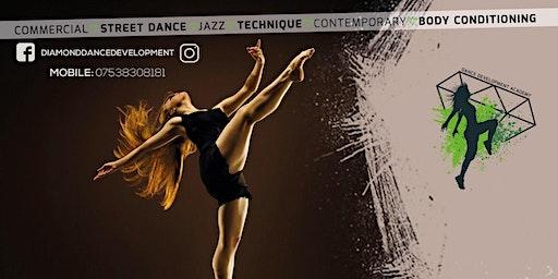 Diamond Dance Development Academy Grand Opening Free Taster Day