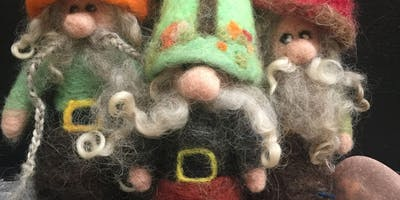 A House is not a Home without a cute Gnome!
