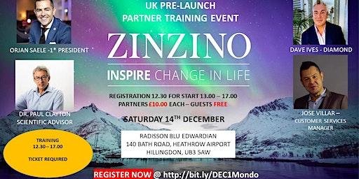 Zinzino 1Mondo Team Training
