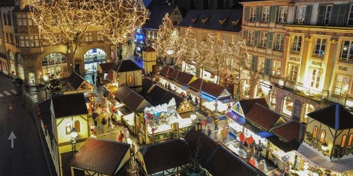 Colmar Christmas Market Bus Trip