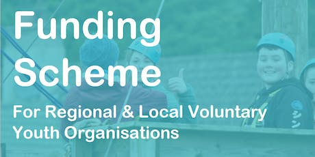 Voluntary Organisation Funding Scheme Information Session tickets
