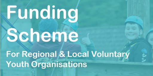 Voluntary Organisation Funding Scheme Information Session