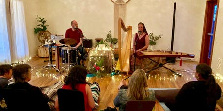 An Evening of Music & Meditation with Eily Aurora and Evan Freeman  tickets