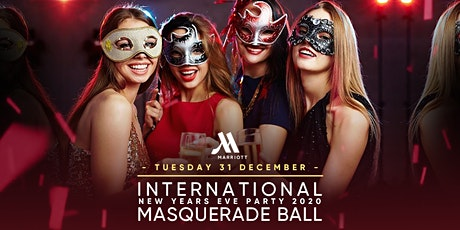 International New Years Eve Party Masquerade Ball tickets