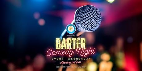 Barter Comedy Night tickets