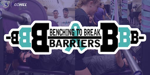 Benching  To Break Barriers