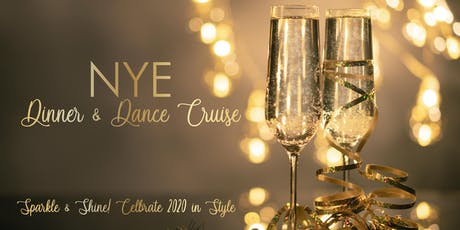 NYE Dinner & Dance Cruise SOLD OUT tickets