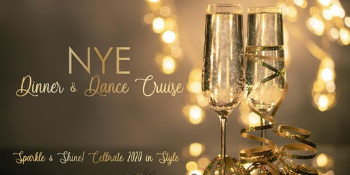 NYE Dinner & Dance Cruise SOLD OUT