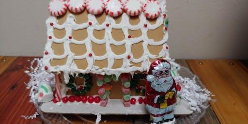Gingerbread House Make & Take