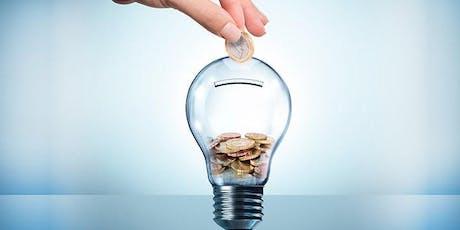 Curso de Gestão de Energia com Foco em Redução de Custos Aplicada a Empresas ingressos