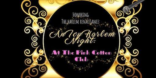 An Icy Harlem Night: At the Pink Kotton Klub