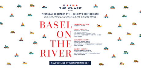 Basel On The River - Dec 5th, 6th, 7th, 8th tickets