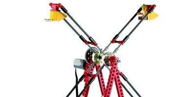 Grades 3&4 Lego Robotics Club: January 12, 2020