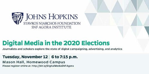 Digital Media in the 2020 Election