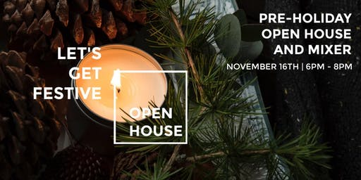 Lets Get Festive Open House