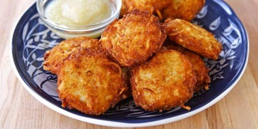 Lunch 'n' Learn: Potato Latkes