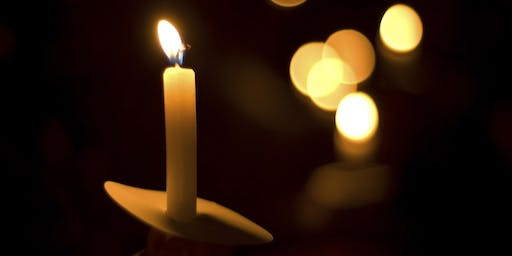 Candlelight Holiday Remembrance Service 2019