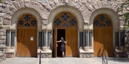Forgiveness Opens the Door