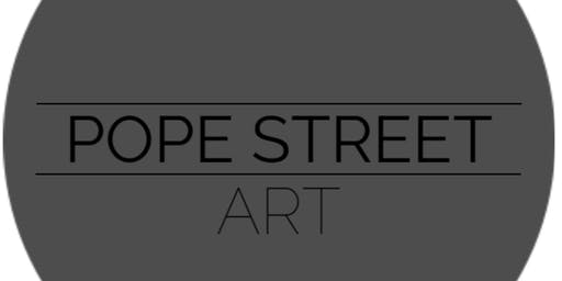 Pope Street Art