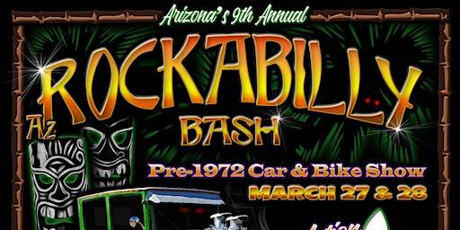 9th Annual AZ Rockabilly Bash - March 27 & 28 2020