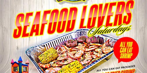 All You Can Eat Shrimp Saturday's