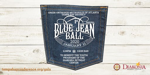 1st Inaugural Blue Jean Ball 2020