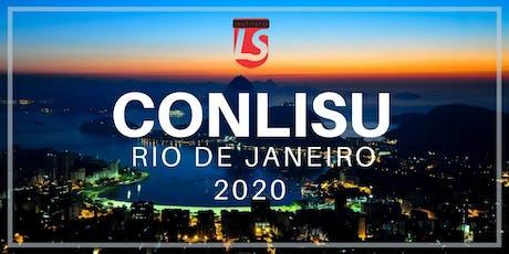 CONLISU - Conferência Liderança de Sucesso. ingressos