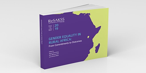 Gender Equality in Rural Africa: From Commitments to Outcomes