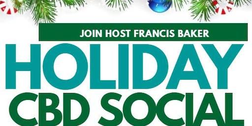 Holiday CBD Social