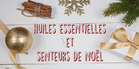 Atelier DIY Noël : Fabrication 5 produits bien-être naturel billets