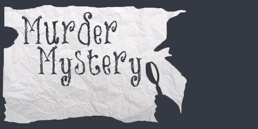 MURDER MYSTERY DINNER - Fistful of Hollers (Friday)