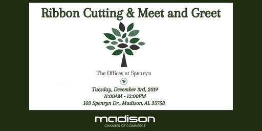 First year celebration! Ribbon cutting with Meet & Greet