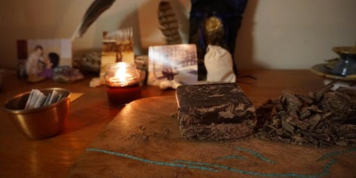 Sacred Cacao Ceremony with Yoga and Acupuncture